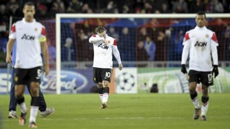 Wayne Rooney (Foto: VALERIANO DI DOMENICO/Afp)