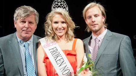 DEN SISTE MISS: Anna Zahl vant ble kåret til «Frøken Norge» i 2011. Hun rakk akkurat å få tittelen før det var slutt...  (Foto: Tor Gunnar Berland)