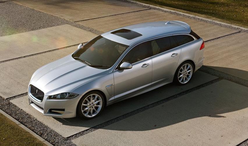 Jaguar har store planer for vekst i årene som kommer - nye XF stasjonsvogn blir viktig i så måte.