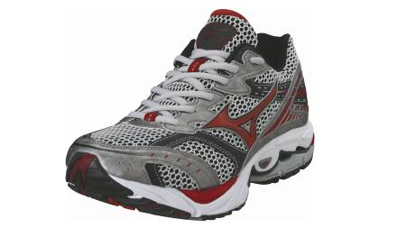DEMPING: Mizuno Wave Ultima 3 er skoen for deg som vil ha mye demping, også i forfoten. (Foto: Löplabbet/)