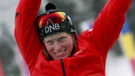Tora Berger (Foto: RALPH ORLOWSKI/Reuters)