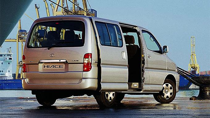 Etter 38 år og mer enn 110 000 solgte eksemplarer er det nå slutt  for Norges mest solgte varebil.
