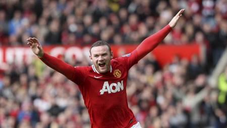Wayne Rooney (Foto: SCOTT HEPPELL/Ap)