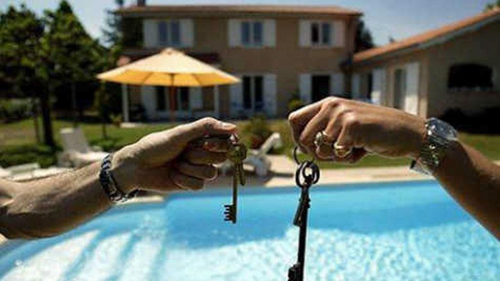 Ved å bytte bolig i ferien kan du spare mye penger.  (Foto: Illustrasjonsfoto)