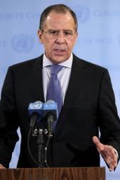 Russland ønsker at Sikkerhetsrådet skal be alle parter i Syria om å legge ned våpnene.  (Foto: Ap)