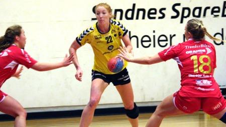 Nina Stokland (Foto: Frode Olsen)