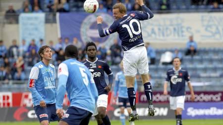 Sandnes Ulf (Foto: Ellingsen, Tommy/Scanpix)