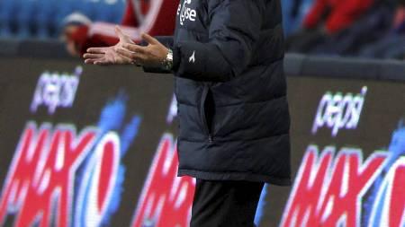 NY ROLLE I VIKING: Åge Hareide blir manager i Viking de to neste sesongene. (Foto: Kallestad, Gorm/Scanpix)