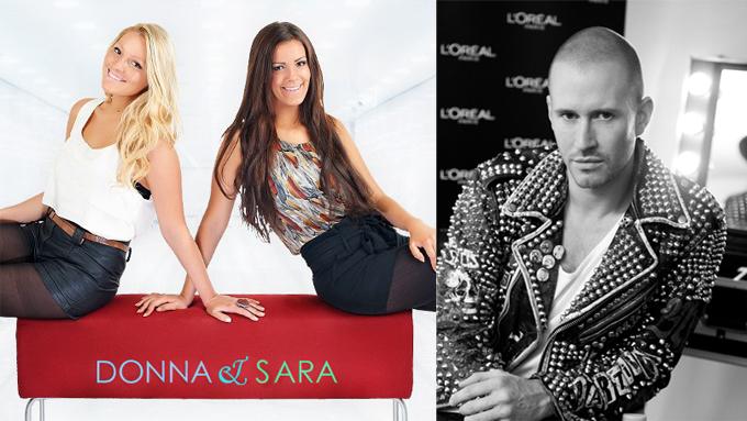 ENGASJERT: Donna og Sara er Norges mest engasjerte motebloggere. Stylist og makeupartist Storm Pedersen mener de har klart å skape en link mellom interessen for mote og interessen for medmennesker.