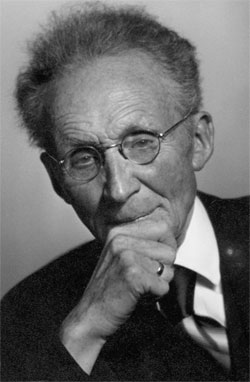 Vilhelm Friman Koren Bjerknes (Foto: UiB)