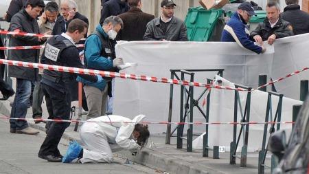 Drapsåsted Toulouse (Foto: AFP)