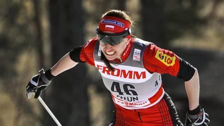 Justyna Kowalczyk (Foto: SCANPIX SWEDEN/Reuters)