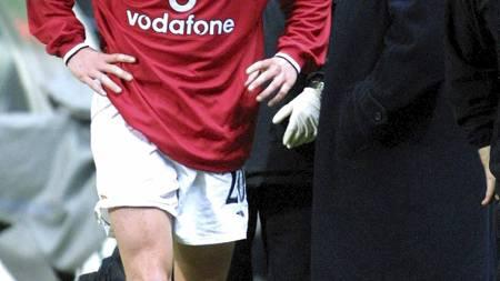 LÆREMESTEREN: Ole Gunnar Solskjær har lært mye av sin tidligere sjef Sir Alex Ferguson. (Foto: PAULO DUARTE/AP)