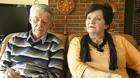 SAVNER BARNEBARNET: Besteforeldrene til Christoffer Gjerstad Kihle (8) som døde etter mishandling ønsker at sannheten rundt barnebarnets død skal komme frem. (Foto: TV 2)