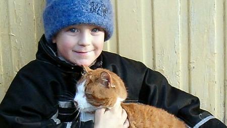 DØD: Åtte år gamle Christoffer Gjerstad Kihle døde etter å ha blitt utsatt for omfattende mishandling av sin stefar i februar 2005. (Foto: Privat)