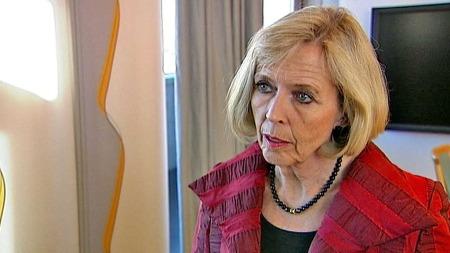 Anne-Grete Strøm-Erichsen (Foto: TV 2)
