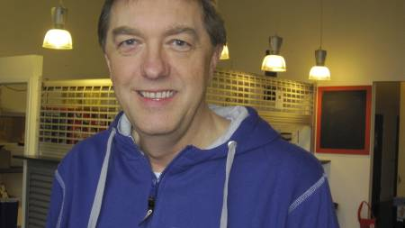 Idrettsbyråd Gunnar Bakke i Bergen. (Foto: Eivind A. Pettersen/)