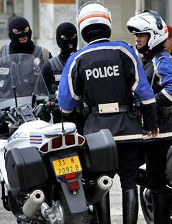 Politi Toulouse (Foto: AFP)