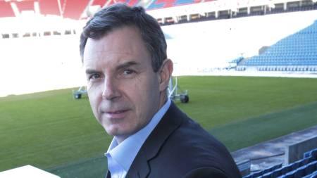 Dommersjef Rune Pedersen i NFF. (Foto: Holm, Morten/Scanpix)
