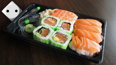 Sushi-Rimi   (Foto: TV 2 hjelper deg)