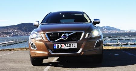 Volvo XC60 er en bil som bærer alderen godt.