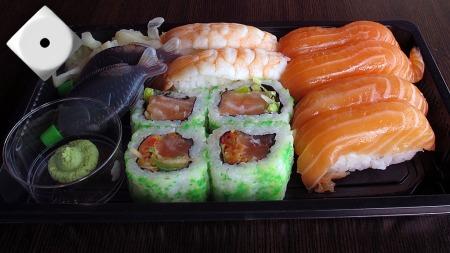 sushi-ica   (Foto: Terje Andersen)