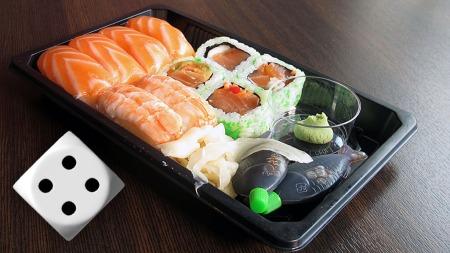 sushi-kiwi   (Foto: Terje Andersen)