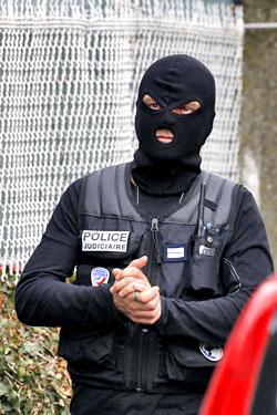 terrorpoliti Toulouse (Foto: AFP)