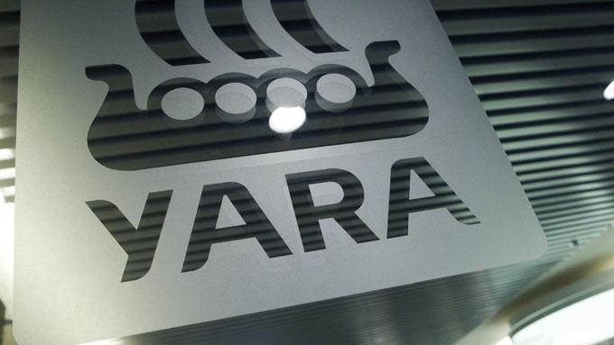 NYE FUNN: Selskapet Yara har selv varslet Økokrim etter å ha  oppdaget mulig korrupsjon i et deleid selskap i Sveits. (Foto: Berid Roald/Scanpix)