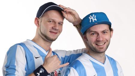 Truls og Morten Bjerke