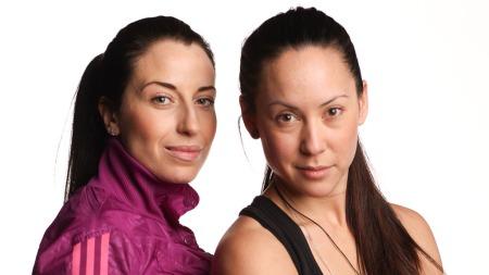 julie Aamodt og Vichy Ericsson