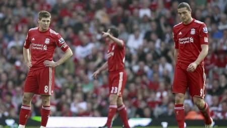 Steven Gerrard (Foto: Tim Hales/Ap)