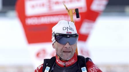 Ole Einar Bjørndalen (Foto: Kallestad, Gorm/Scanpix)