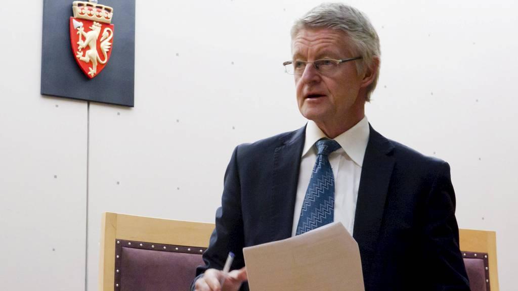 SKAL BISTÅ FAMILIEN: Advokat Harald Stabell bekrefter overfor TV 2 at han er engasjert som bistandsadvokat for familien til Sigrid Giskegjerde Schjetne. (Foto: Scanpix)