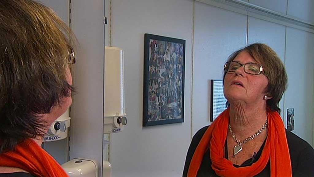 Bjørg Braathen (67) er i full jobb og aktiv på fritiden. Nå vil hun gå drastisk til verks for å forsinke aldringstegnene.  (Foto: God morgen Norge)