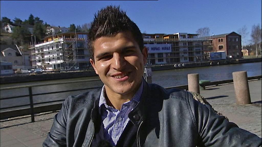 Tarik Elyounoussi. (Foto: TV 2)