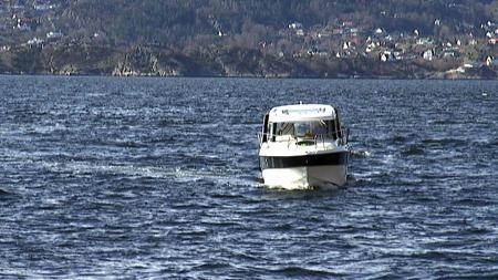 NYT BÅTLIVET: I Bergen nyt ein påsken på sjøen.  (Foto: TV 2)