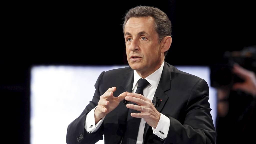 UNDER ETTERFORSKNING: Nicolas Sarkozy mistenkes for å ha mottatt ulovlige valgkampbidrag. (Foto: POOL/Reuters)