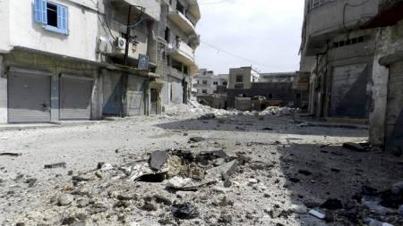 Syria (Foto: HO/Afp)