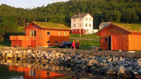 Laukvik i Troms.