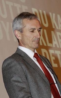 Direktør Bjørn Inge Larsen i Helsedirektoratet. (Foto: SCANPIX)