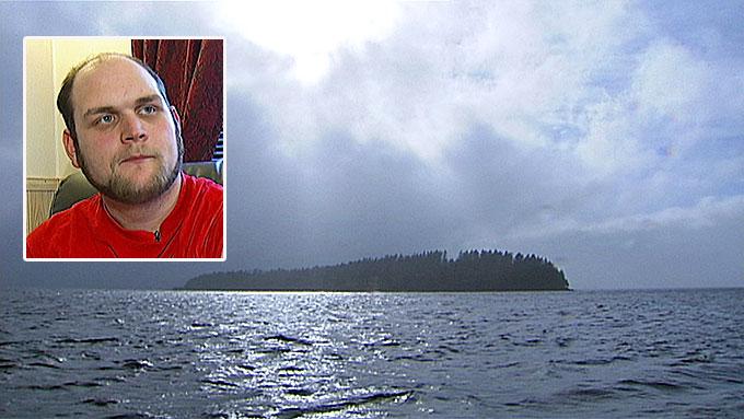 OVERLEVDE: Ruben Håvik (24) mistet flere gode venner på Utøya 22. juli. Nå vil han se fremover. (Foto: Jon Nilsen/Jon Eirik Olsen/TV 2)