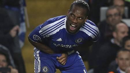 Hvilke klubber har Didier Drogba spilt for? (Foto: EDDIE KEOGH/Reuters)