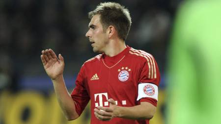 Phillipp Lahm - Bayern München (Foto: CHRISTOF STACHE/Afp)