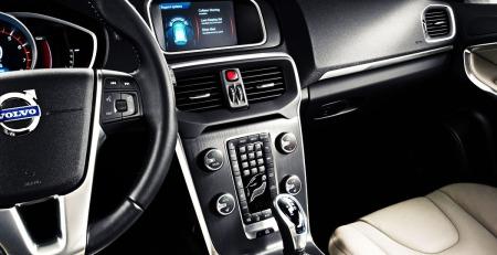 Volvo V40 interiør