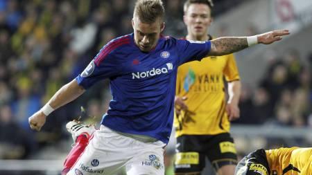 Marcus Pedersen (Foto: Bendiksby,   Terje/Scanpix)