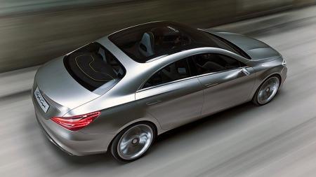 Konseptbilen skal være bygget på A-klassens bunnplate, og med identisk akselavstand. Bilen er imidlertid hele 35 cm lenger enn A-klassen, og til og med fem cm lenger enn dagens C-klasse sedan.