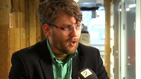 MINKAR Terrorekspert Øyvind Strømmen trur rekruteringa til dei høgreekstreme miljøa i Noreg vert mindre som følge av rettssaka.  (Foto: TV 2)
