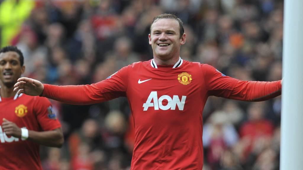 Wayne Rooney (Foto: ANDREW YATES/Afp)