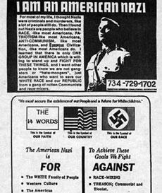 nazi (Foto: JIM CROW MUSEUM)